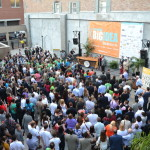 The fifth annual New Orleans Entrepreneur week culminated last Friday at Manning's with The Big Idea Challenge. (Photo credit: Julia Ballard, Silicon Bayou News)